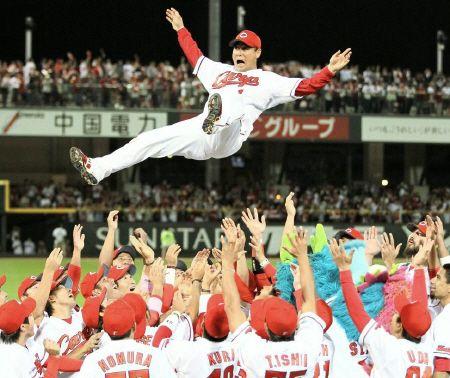 前田智が万感の引退試合 「すべての方に感謝したい」
