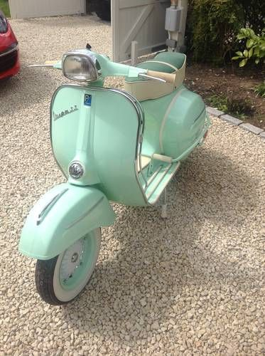 Vespa SS180 1966 (picture 4 of 6)