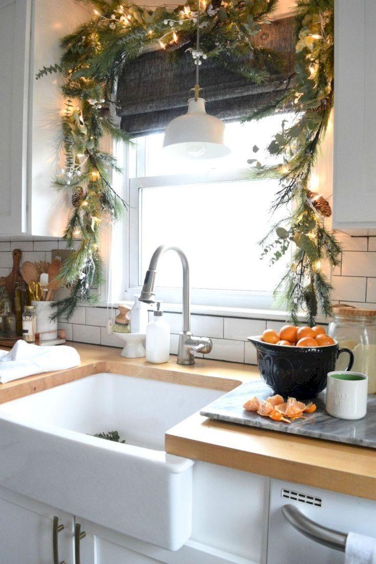 Adorable Christmas Home Decor Ideas on a Budget (30