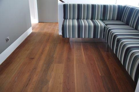 130mm Grey Ironbark Floorboards