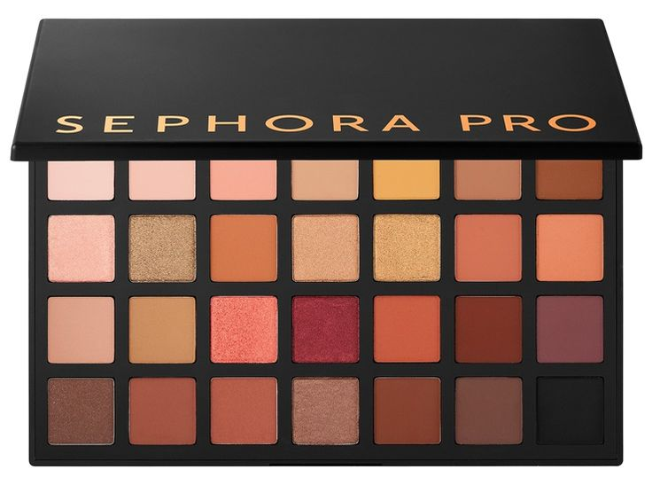 Sephora Pro Eyeshadow Palette for Fall 2017