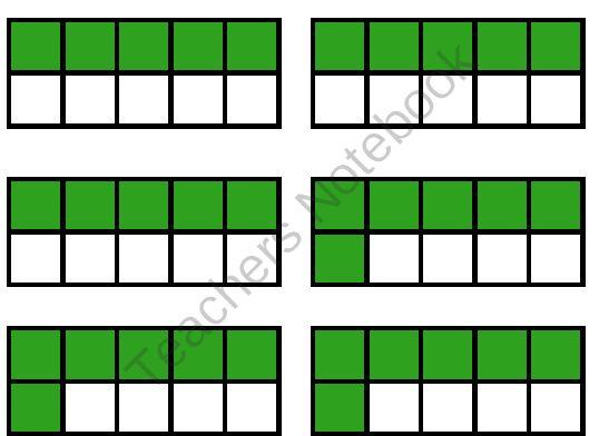 how to teach using ten frames