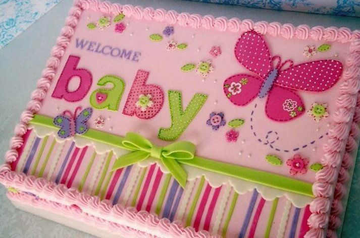 cutiebabes.com baby shower cake sayings 4013 #babyshower