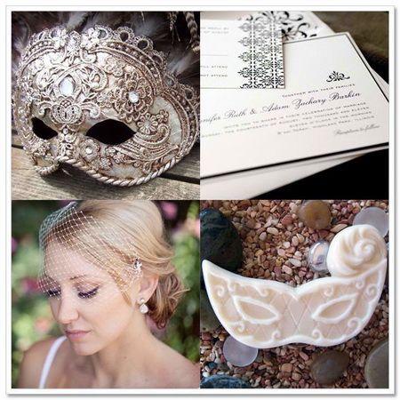 10 Best Ideas About Masquerade Wedding Invitations On Pinterest Black Weddi