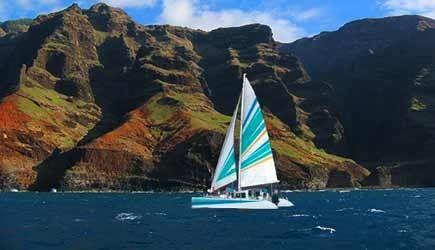 AdventureInHawaii.com | Kauai Sailing Catamarans - AdventureInHawaii.com