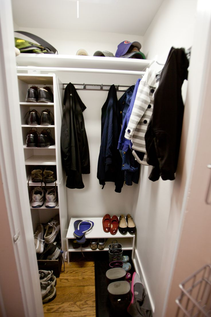 Foyer Closet For Garments : Best images about foyer closets on pinterest coats