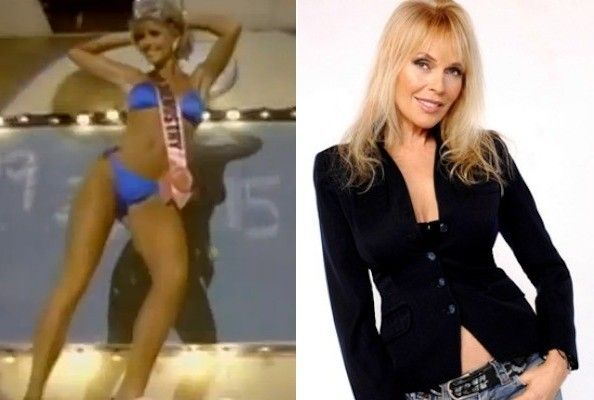 Lillian Muller Then and Now - Then and Now: '80s Music Video Vixens - Photos