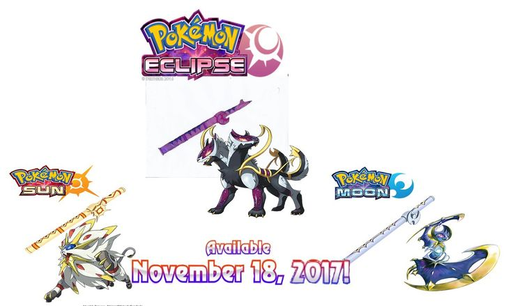 pokemon sun and moon and eclipse