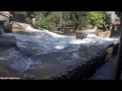 Flash Flood (Studio Tour) Universal Studios Hollywood - YouTube