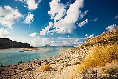 Balos beach, crete, greece by Yurok Aleksandrovich, via Dreamstime