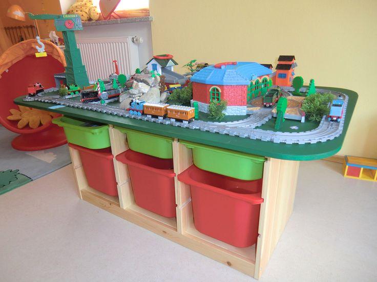 Spieltisch Selber Bauen ikea spieltisch ikea lego table two trofast tables put together