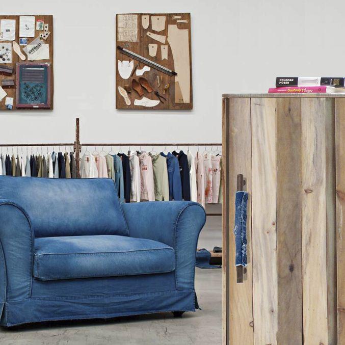 Tirador Jeans de ARCON para los amantes del denim.  #pullhandle #furniture #pullknob #doorknob #pomo #jeans #tejanos #jean #denim #denimlovers #jeanslovers