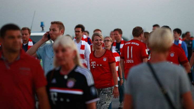 The action from Bayern v Rostov in pictures - FC Bayern Munich