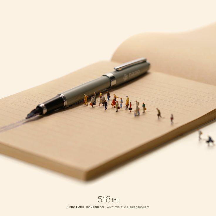Foun-train pen