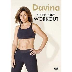 Davina - Super Body Workout [DVD]