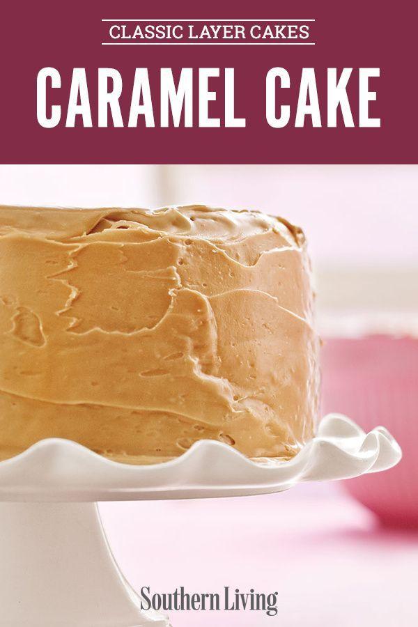 Caramel Cake Recipe Recipe In 2021 Cake Recipes Sweet Cakes Caramel Cake Recipe