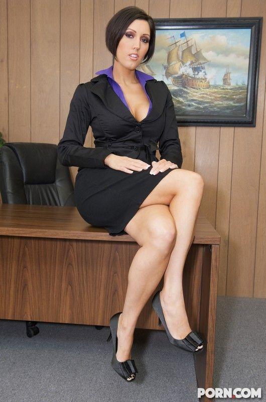 Sexy Milf Boss 95