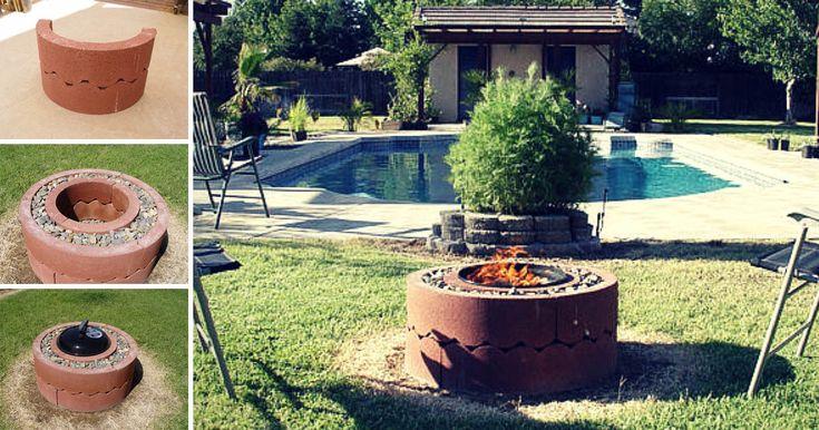 Návod na jednoduchý zahradní gril a ohniště 2v1