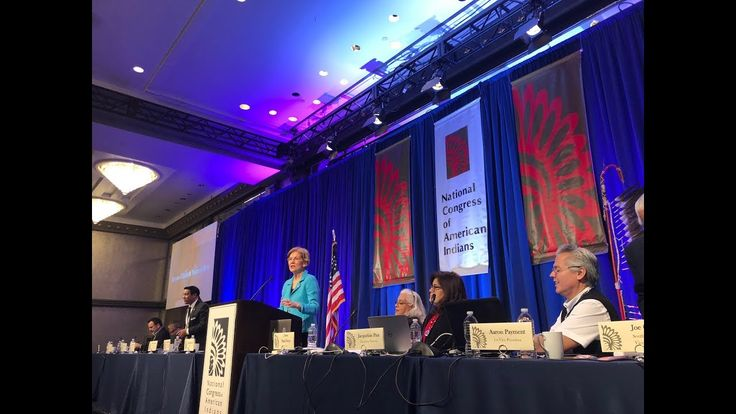 Sen. Elizabeth Warren and Native Americans