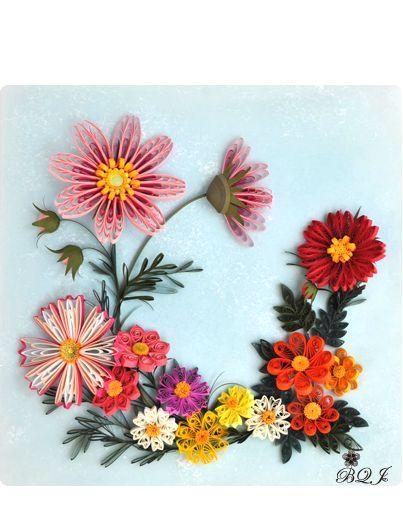 Мобильный LiveInternet Ботанический квиллинг Японии | Cindara - ...ГОЛОС КРАСОТЫ ЗВУЧИТ ТИХО: ОН ПРОНИКАЕТ ТОЛЬКО В САМЫЕ ЧУТКИЕ УШИ. |