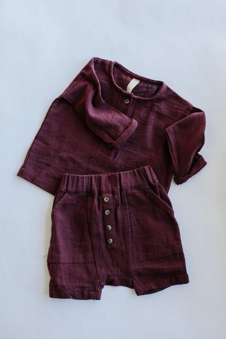 163 best Näh: Leinen images on Pinterest | Kinderkleidung ...