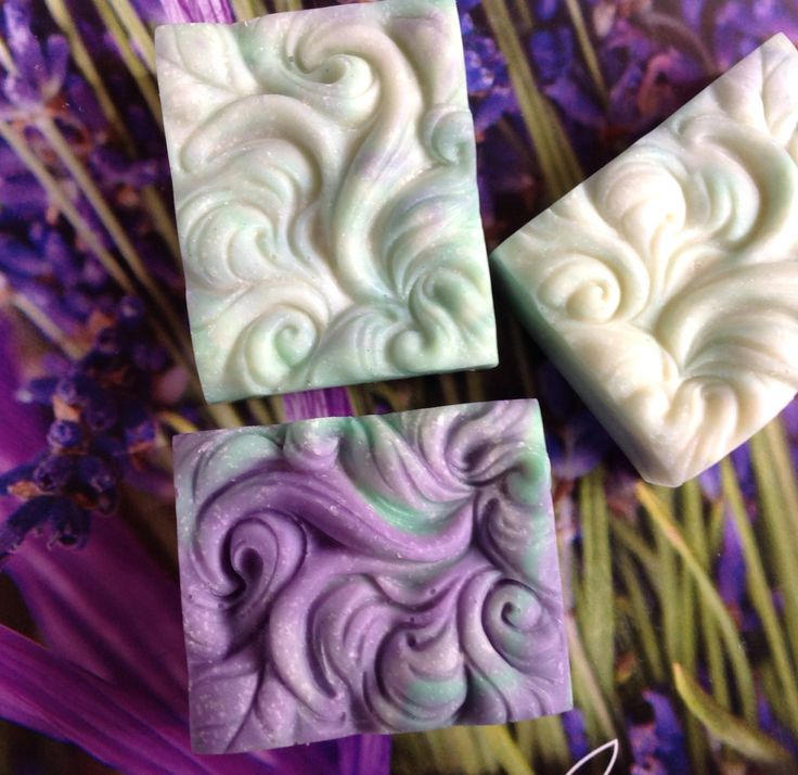 Lavendel Salzseife - CP Soap by Sugilith