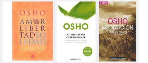 Abre tu conciencia: 70 libros de Osho para descargar gratis