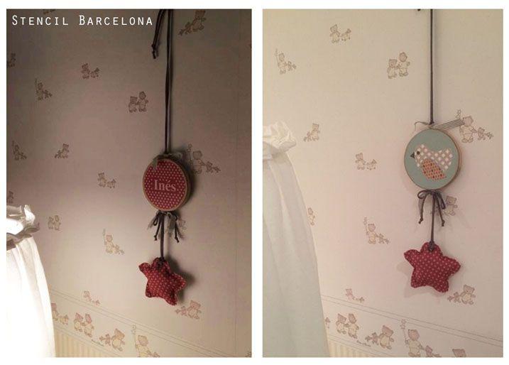 46 best images about objetos decoraci n infantil on - Habitaciones bebe barcelona ...