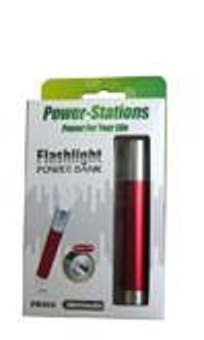 PowerTube Torch, 2600mAh , 1A output