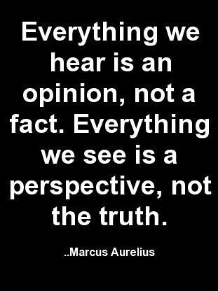 Believe half of what you see, and none of what you hear
