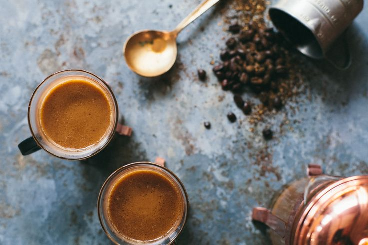 This french press chai latte recipe only takes 10 minutes, it's dairy free, it's refined sugar free, and a delicious pick me up! Can't go wrong there!