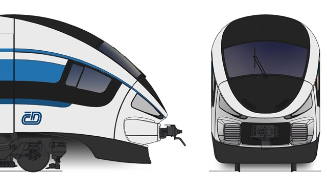 "Passenger Train ""PESA Link"" ordered by Czech Railway and Vogtalndbahn."