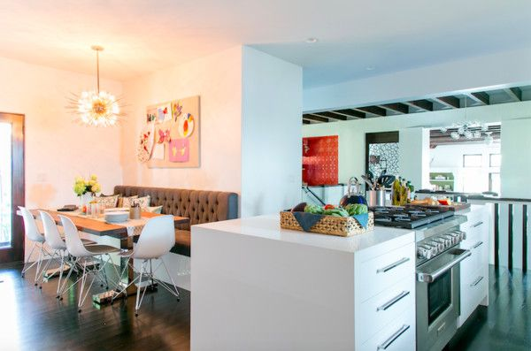 Wide Open Spaces (Kitchens and Dining Spaces)