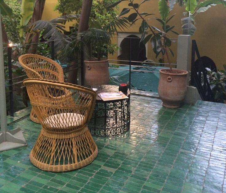 Le jardin, restaurant de Marrakech – Miluccia