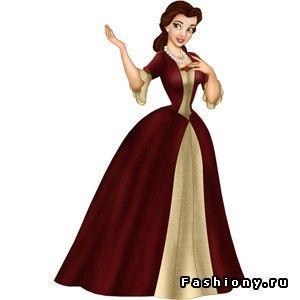 Мода Диснеевских персонажей / аврора принцесса