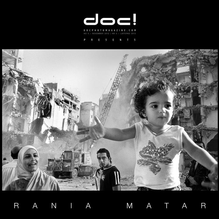 """doc! photo magazine presents: """"Ordinary Lives"""" by Rania Matar, #5, pp. 46-69"""