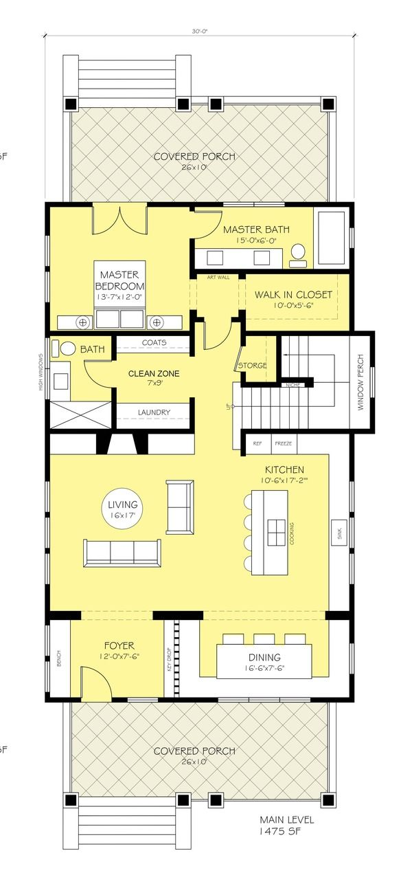299 best Small House Plans images on Pinterest | Small houses ...