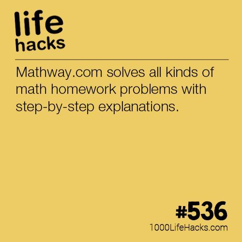 Solve Any Math Problem With Solutions