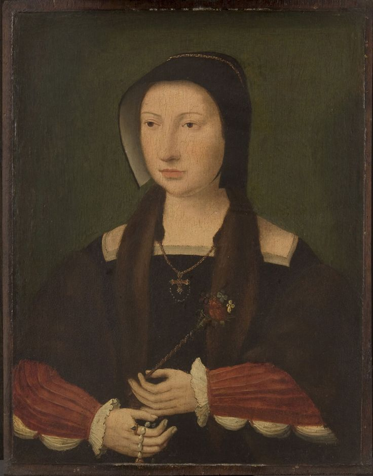 Philadelphia Museum of Art - Collections Object : Portrait of a Lady with a Nosegay and a Rosary