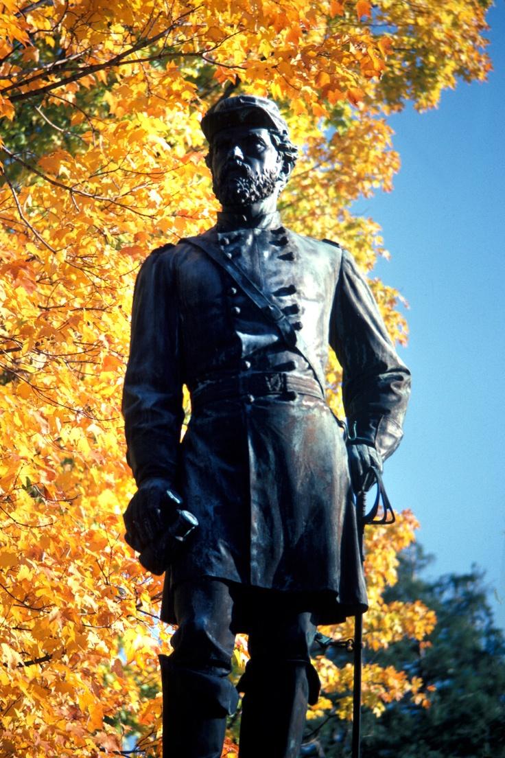 Image result for Reynolds monument, gettysburg
