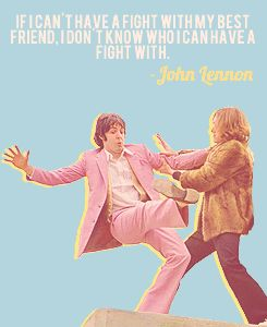 I believe they would be as close as they once were had John lived on.