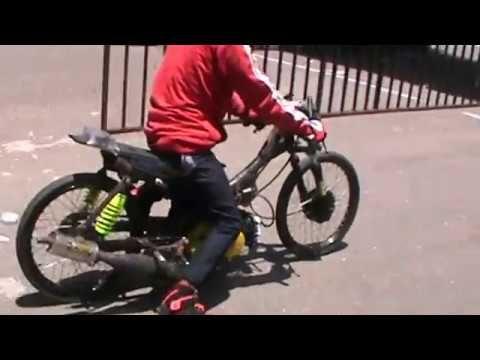 Drag Bike PONOROGO - Fizr KEJAM Arya Kancil C-SQUAD FH Bbk 2T Std 116cc Krs