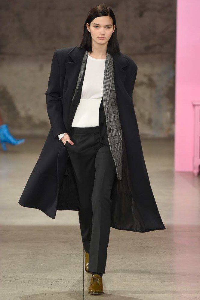 See the complete Tibi Fall 2017 Ready-to-Wear collection.