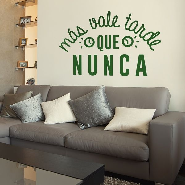 20 best images about vinilos decorativos textos on pinterest tes coaching and mars - Vinilos decorativos textos ...