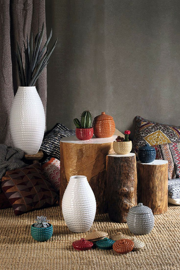 'Mystic Morocco' by @arfaiceramics   #interiors #ceramics #interiordesign #homeaccessories #ethnicinetriors #boho
