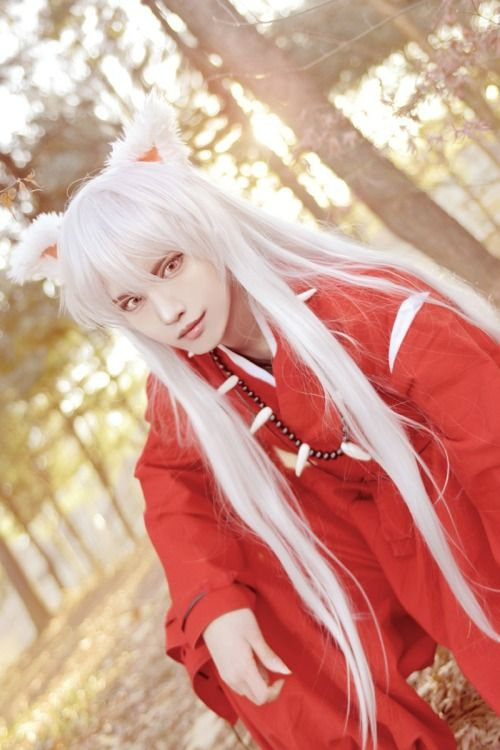 Top 25 Inuyasha Cosplay