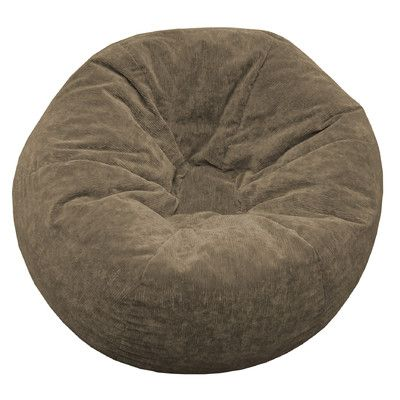 Gold Medal Bean Bags Large Bag Chair