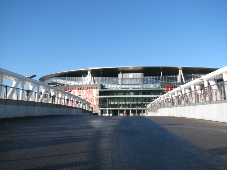 Emirates Stadium, London (2009)  ARSENAL