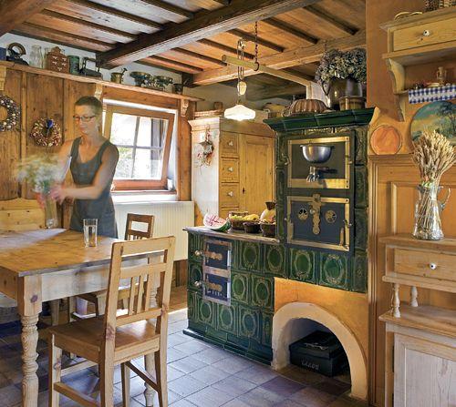 Teplo z vody pro starý dům | Chatař & Chalupář