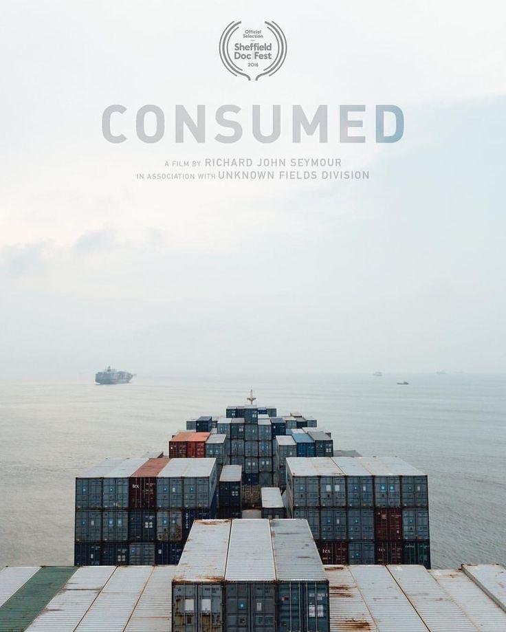 Consumed · SheffieldFilm PostersDocumentary